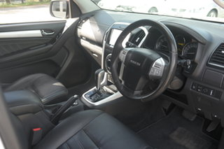 2017 Isuzu MU-X MY17 LS-T Rev-Tronic Silver 6 Speed Sports Automatic Wagon