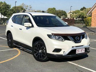 2015 Nissan X-Trail T32 ST X-tronic 4WD N-TREK White 7 Speed Constant Variable Wagon.