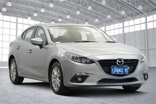 Used Mazda 3 BM5278 Maxx SKYACTIV-Drive Victoria Park, 2015 Mazda 3 BM5278 Maxx SKYACTIV-Drive Grey 6 Speed Sports Automatic Sedan