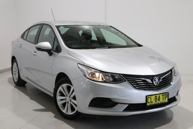 Used Holden Astra BL MY17 LS Wagga Wagga, 2017 Holden Astra BL MY17 LS Silver 6 Speed Sports Automatic Sedan