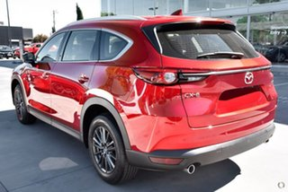 2021 Mazda CX-8 KG2WLA Touring SKYACTIV-Drive FWD Red 6 Speed Sports Automatic Wagon
