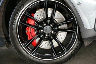 2018 Mercedes-Benz GLC-Class X253 809MY GLC63 AMG SPEEDSHIFT MCT 4MATIC+ S Grey 9 Speed