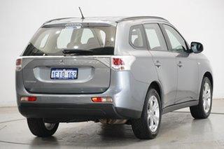2013 Mitsubishi Outlander ZJ MY13 ES 2WD Titanium 6 Speed Constant Variable Wagon