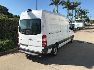 2017 Mercedes-Benz Sprinter NCV3 316CDI High Roof LWB 7G-Tronic White 7 speed Automatic Van