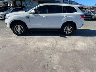 2016 Ford Everest UA Trend White 6 Speed Sports Automatic SUV