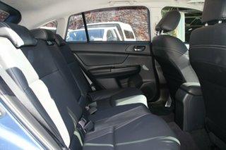 2014 Subaru XV MY14 2.0I-S Blue Continuous Variable Wagon
