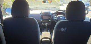 2014 Mitsubishi ASX XB MY14 2WD White 5 Speed Manual Wagon