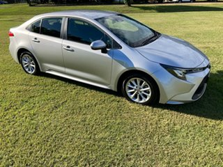 2019 Toyota Corolla Mzea12R Ascent Sport Silver Pearl 10 Speed Constant Variable Sedan.