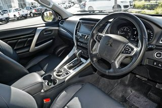2017 Mitsubishi Pajero NX MY17 Exceed Grey 5 Speed Sports Automatic Wagon.
