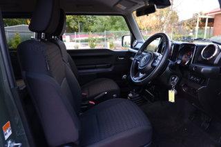 2019 Suzuki Jimny JB74 Jungle Green 5 Speed Manual Hardtop.