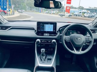2020 Toyota RAV4 Mxaa52R Cruiser 2WD Black 10 Speed Constant Variable Wagon