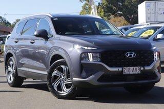 2020 Hyundai Santa Fe Tm.v3 MY21 Active DCT Grey 8 Speed Sports Automatic Dual Clutch Wagon.