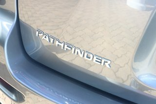 2019 Nissan Pathfinder R52 MY19 Series III ST-L (2WD) Gun Metallic Continuous Variable Wagon