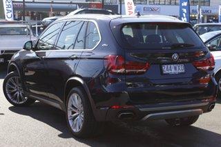 2016 BMW X5 F15 xDrive40e iPerformance Blue 8 Speed Sports Automatic Wagon Hybrid.