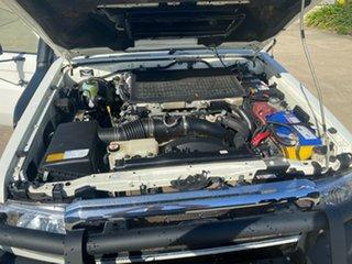 2018 Toyota Landcruiser VDJ79R GXL White/180718 5 Speed Manual Cab Chassis