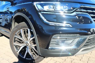 2019 Renault Koleos XZG MY20 Intens X-Tronic (4x2) Black Metallic Continuous Variable Wagon.