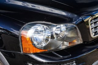 2008 Volvo XC90 P28 MY09 LE Black 6 Speed Sports Automatic Wagon
