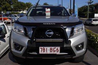 2017 Nissan Navara D23 S3 ST-X Silver 7 Speed Sports Automatic Utility.