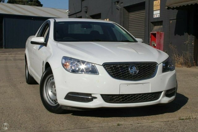 Used Holden Ute VF II West Footscray, 2016 Holden Ute VF II 6 Speed Automatic Utility