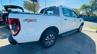2018 Ford Ranger PX MkII 2018.00MY Wildtrak Double Cab White 6 Speed Sports Automatic Utility