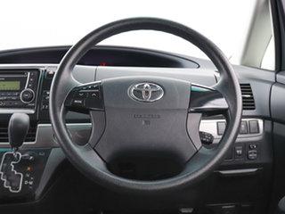 2015 Toyota Tarago ACR50R MY13 GLi White 7 Speed CVT Auto Sequential Wagon