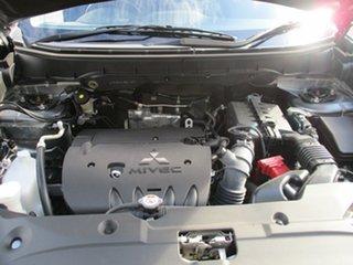 2015 Mitsubishi ASX XB MY15.5 LS 2WD Grey 6 Speed Constant Variable Wagon