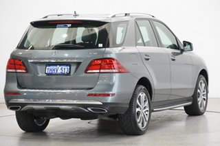2017 Mercedes-Benz GLE-Class W166 807MY GLE250 d 9G-Tronic 4MATIC Grey 9 Speed Sports Automatic
