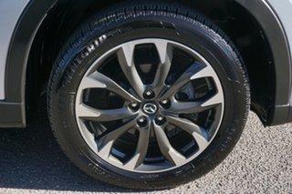 2015 Mazda CX-5 KE1022 Akera SKYACTIV-Drive AWD Silver 6 Speed Sports Automatic Wagon