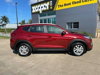 2019 Hyundai Tucson TL3 MY19 Active X 2WD Red/300919 6 Speed Automatic Wagon.