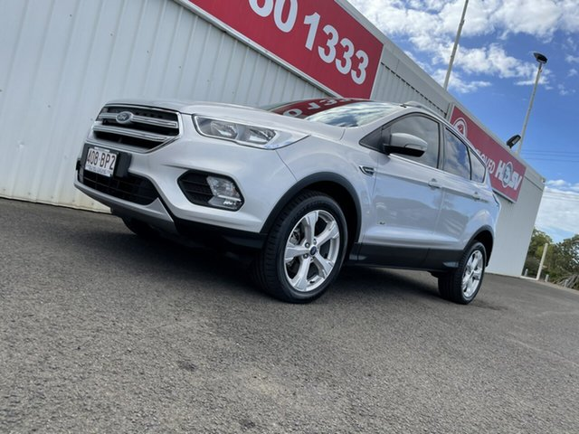 Used Ford Escape ZG 2019.25MY Trend Bundaberg, 2018 Ford Escape ZG 2019.25MY Trend 6 Speed Sports Automatic Dual Clutch SUV