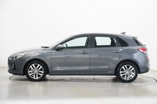 2020 Hyundai i30 PD2 MY20 Active Iron Gray 6 Speed Sports Automatic Hatchback.