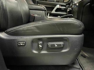 2016 Toyota Landcruiser VDJ200R MY16 VX (4x4) Silver 6 Speed Automatic Wagon