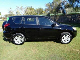 2007 Toyota RAV4 ACA33R CV Black 4 Speed Automatic Wagon.
