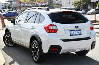 2013 Subaru XV G4X MY13 2.0i-S Lineartronic AWD Satin White Pearl 6 Speed Constant Variable Wagon.