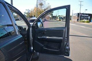 2014 Toyota Hilux KUN26R MY12 SR5 (4x4) Grey 5 Speed Manual Dual Cab Pick-up