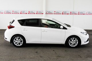 2018 Toyota Corolla ZRE182R MY17 Ascent Sport Glacier White 7 Speed CVT Auto Sequential Hatchback