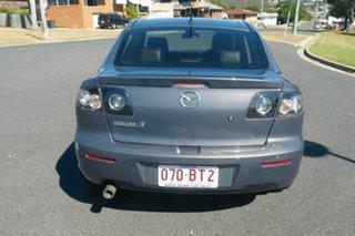 2008 Mazda 3 BK1032 MY08 SP23 Grey 6 Speed Manual Sedan