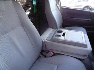 2008 Toyota HiAce TRH201R MY08 LWB White 4 Speed Automatic Van