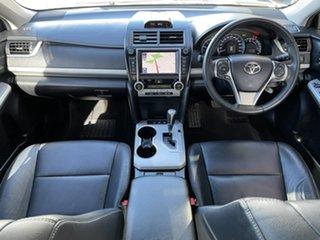 2013 Toyota Camry AVV50R Hybrid H White 1 Speed Constant Variable Sedan Hybrid.