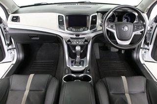 2013 Holden Calais VF White 6 Speed Automatic Sportswagon