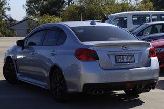2014 Subaru WRX V1 MY15 Premium AWD Silver 6 Speed Manual Sedan.