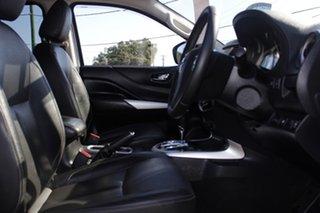 2017 Nissan Navara D23 S3 ST-X Silver 7 Speed Sports Automatic Utility