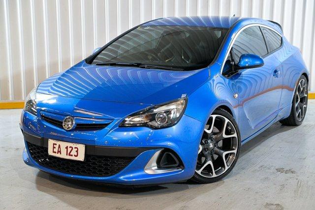 Used Holden Astra PJ MY15.5 VXR Hendra, 2015 Holden Astra PJ MY15.5 VXR Blue 6 Speed Manual Hatchback