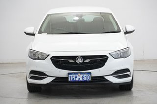 2018 Holden Commodore ZB MY19 LT Liftback White 9 Speed Sports Automatic Liftback.