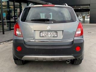 2013 Holden Captiva CG Series II MY12 5 Grey 6 Speed Sports Automatic Wagon.