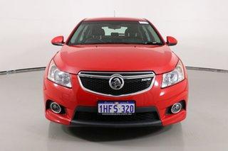 2011 Holden Cruze JH MY12 SRi V Red 6 Speed Automatic Hatchback.