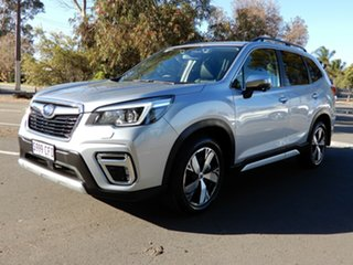 2019 Subaru Forester S5 MY20 2.5i-S CVT AWD Silver 7 Speed Constant Variable Wagon