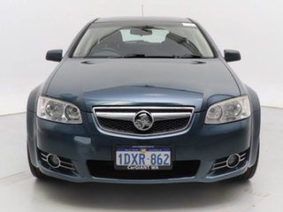 2011 Holden Commodore VE II MY12 Equipe Blue 6 Speed Automatic Sportswagon.