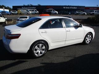 2007 Toyota Camry ACV40R 07 Upgrade Altise White 5 Speed Automatic Sedan