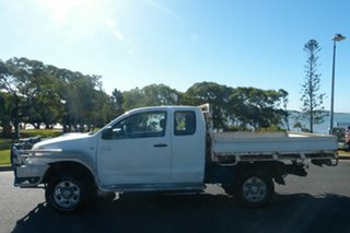 2007 Toyota Hilux KUN26R MY08 SR Xtra Cab White 5 Speed Manual Cab Chassis